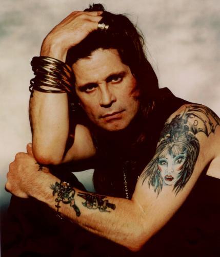 Ozzy Osbourne Tattoos ...