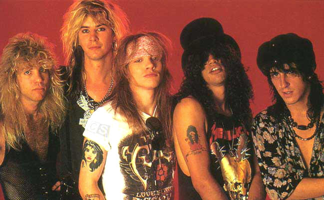 guns n roses tattoo