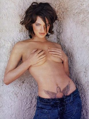 Celebrity Tattoos : Asia Argento Tattoos
