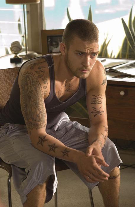 Justin Timberlake Tattoos | All Star Tattoos