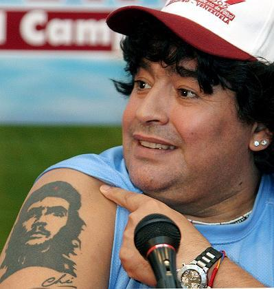 tattoo_maradona_tattoos-3 | All Star Tattoos Soccer Stars