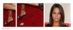 Megan Fox tattoos - Moon and Star tattoo