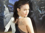 Megan Fox Tattoos - Shakespeare