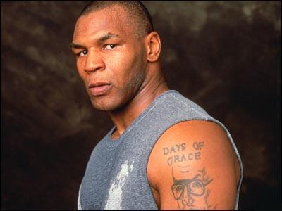4305968c47ebb Times have changed since then, but I still like his tattoos. So, here is my  collection of Mike Tyson tattoos