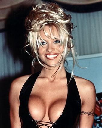 0fd499e2af1de Pamela Anderson Tattoos | All Star Tattoos
