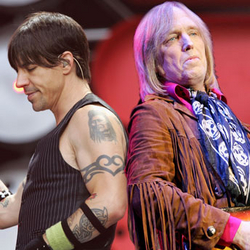 Red Hot Chili Peppers Lead Singer Tattoos