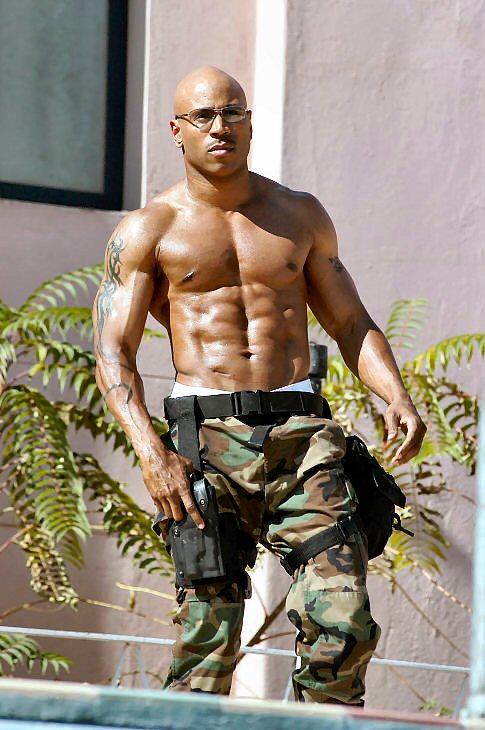 LL Cool J Tattoos