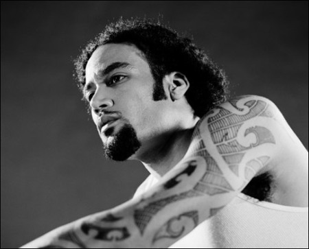 Ben Harper tattoos